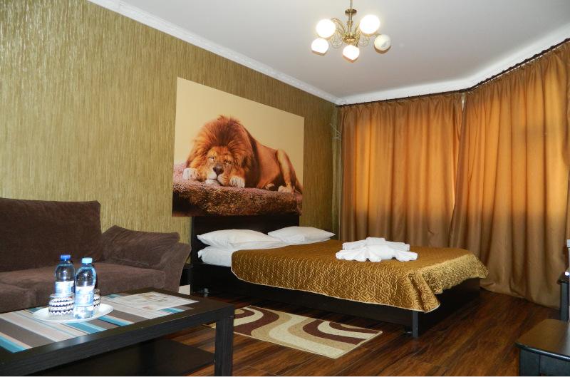 Гостиница «Уют» в Химках
