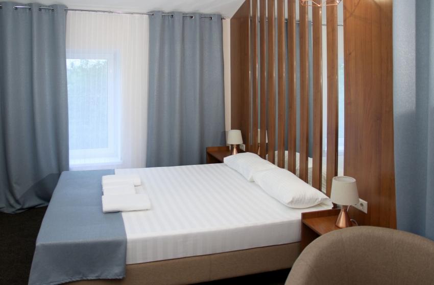 Отель «Везендорф». Номер «Люкс»
