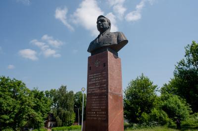 Павловский Посад, Быковский Валерий Фёдорович