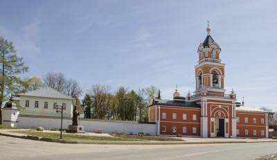 Спасо-Вифанский мужской монастырь