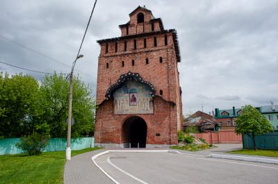Коломна, Коломенский Кремль, Пятницкие ворота