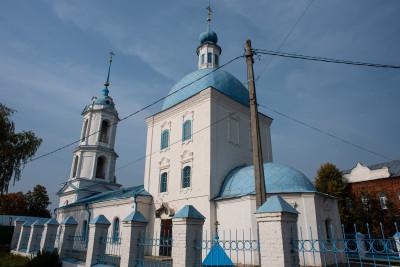 Зарайск, Церковь Благовещения  пресвятой Богородицы