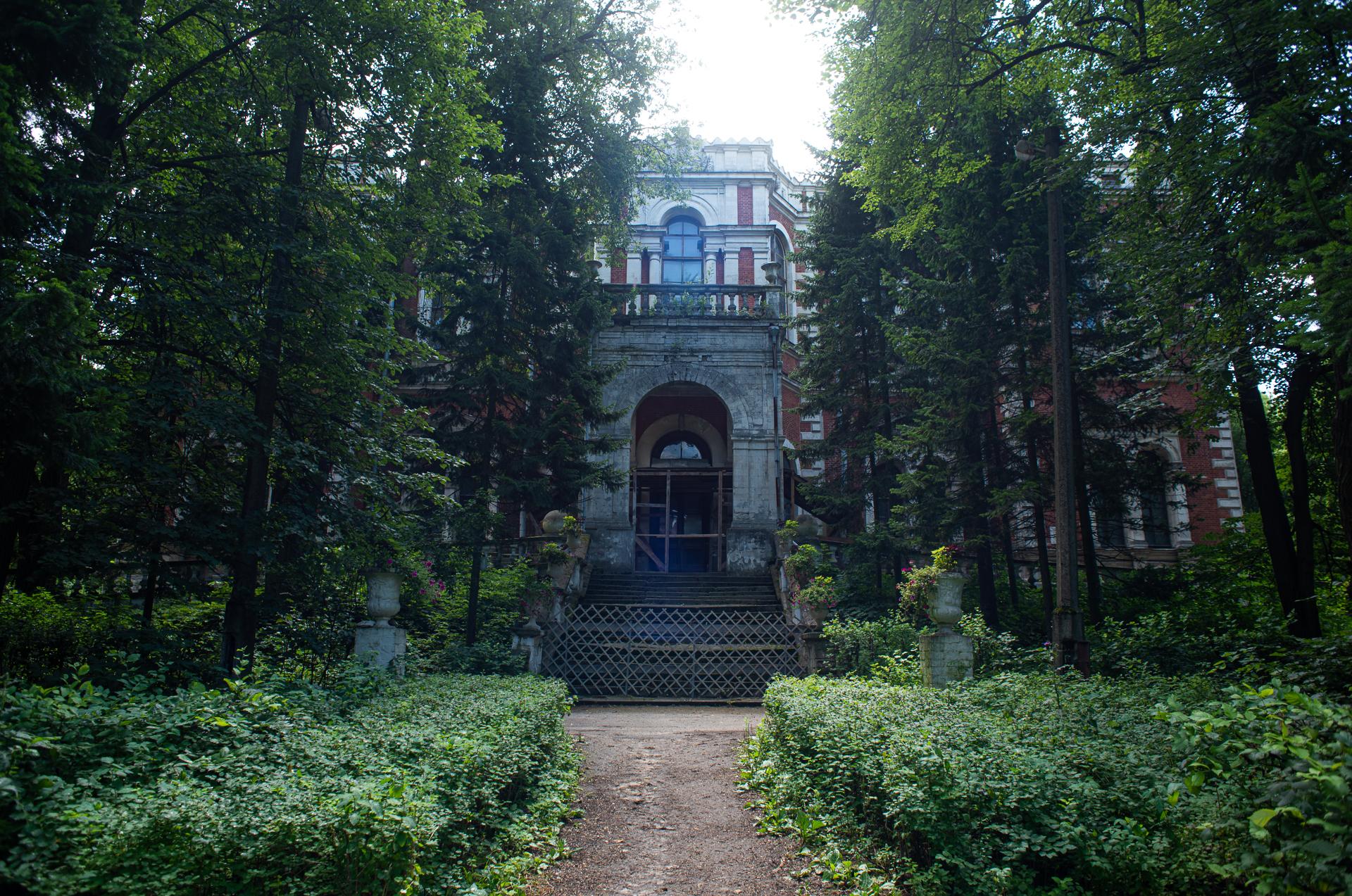 Усадьба Воронцова-Дашкова