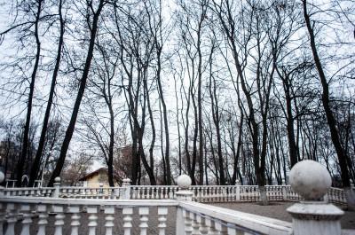 Подольск, парк им. В.Талалихина