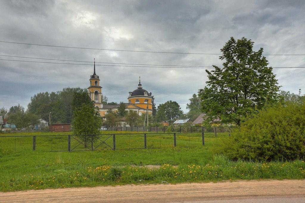 Храм Покрова Пресвятой Богородицы в Андреевском
