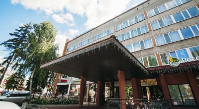 Гостиница «Егорьевск»
