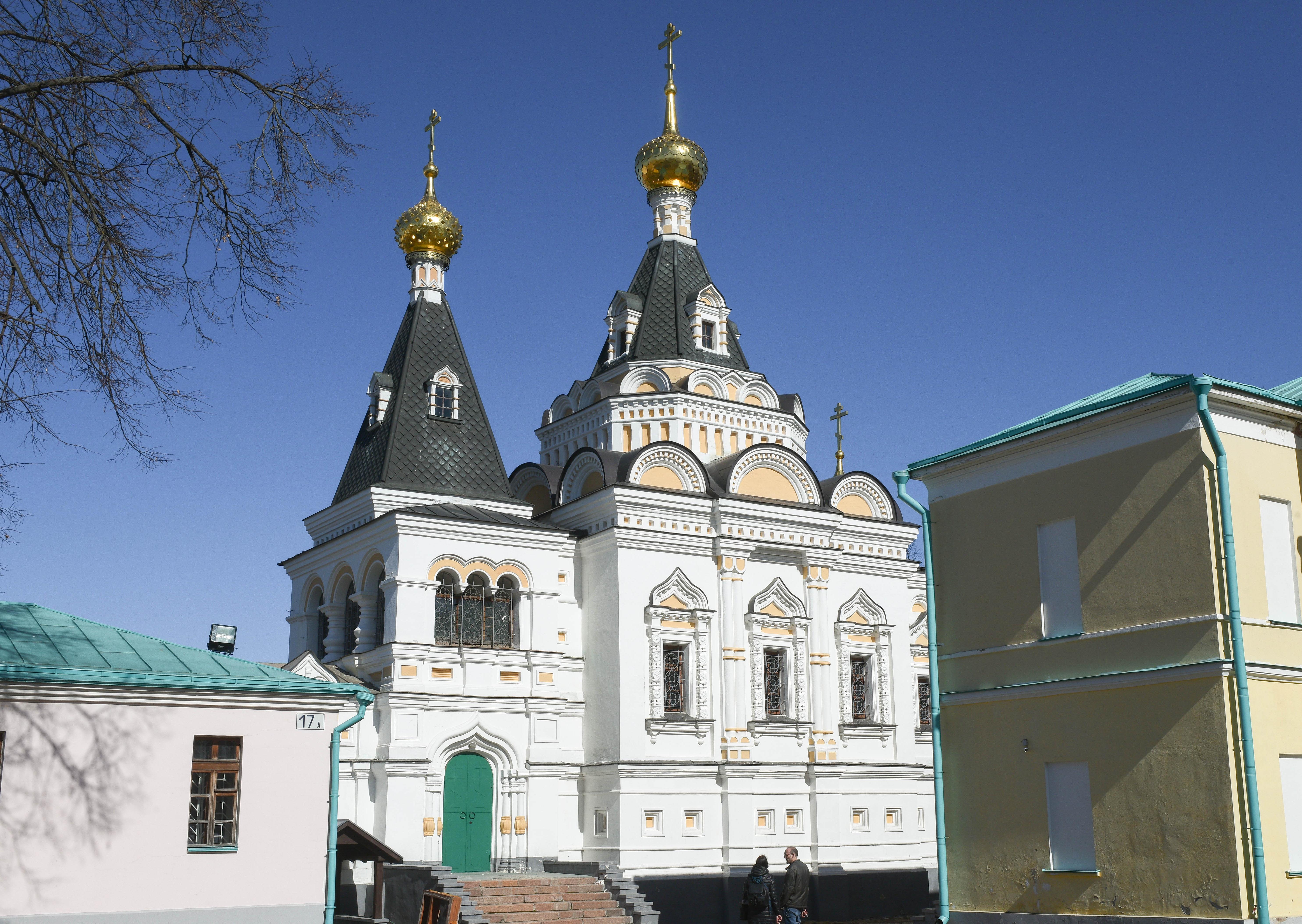 Церковь святой Елизаветы Праведной