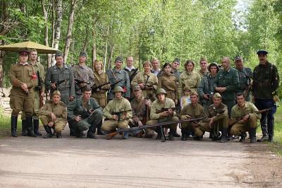 Милитари-парк «Гарнизон-А»