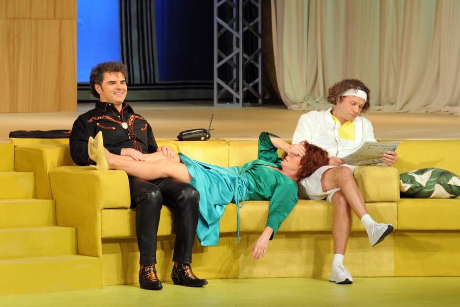 Театр «ФЭСТ». Спектакль «Жена. Инструкция по применению»