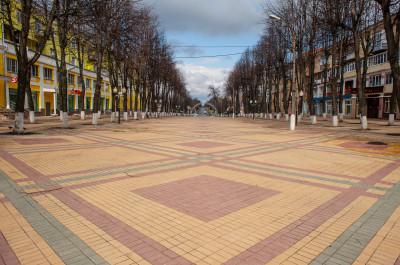 Ступино, проспект Победы