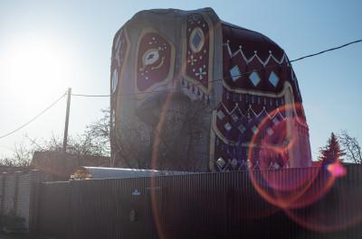 Дом-слон