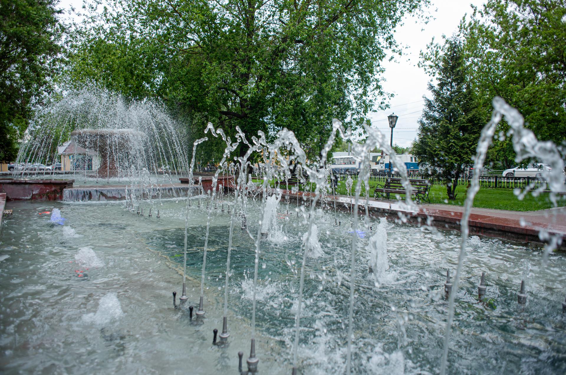 Чехов, сквер имени А.П.Чехова