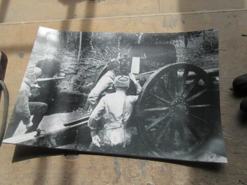 Музей военной истории Сергея Докучаева