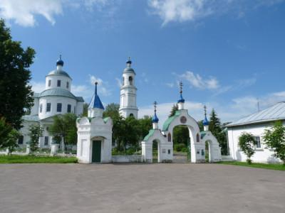 Церковь Введения во храм Пресвятой Богородицы в селе Спирово