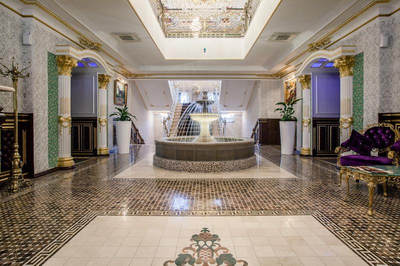 Отель «Набат Палас»