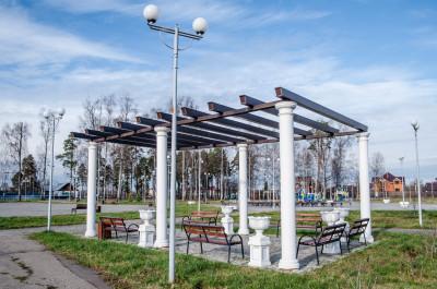 Электрогорск, Центральный Парк
