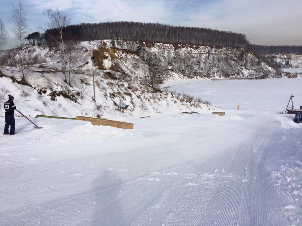 Экстрим-парк «Фристайл»