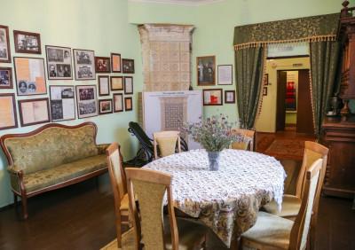 Дом-музей Петра Кропоткина