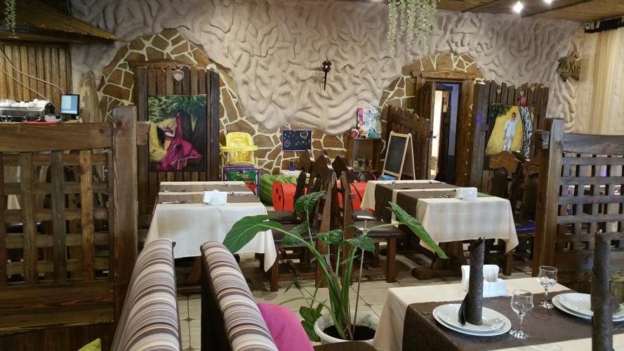 Ресторан «Хижина» в Балашихе