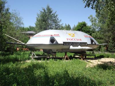 Военно-технический музей в Ивановском