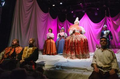 «Театральный Ковчег» в Сергиевом Посаде