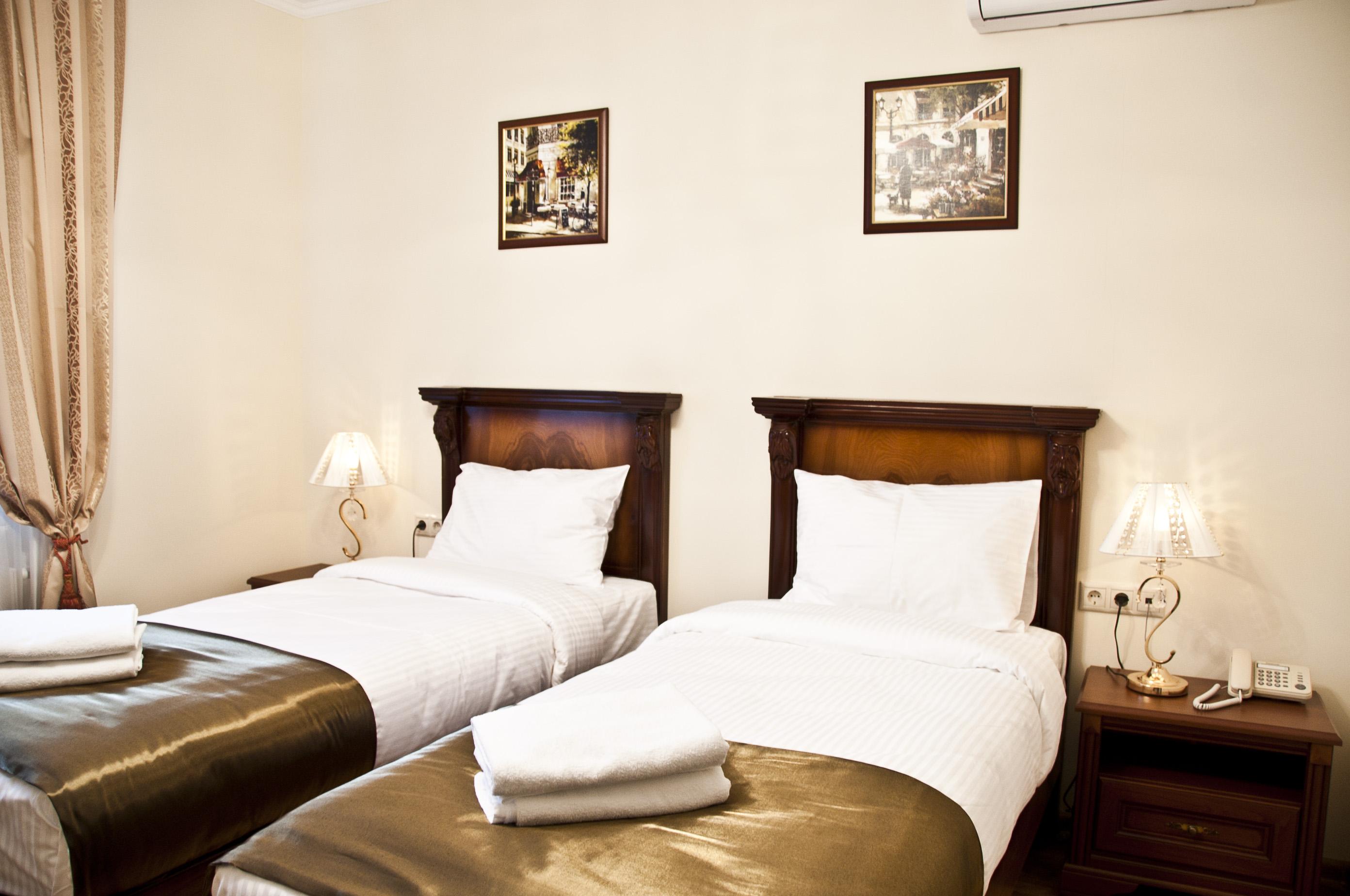 Отель «Меридиан»