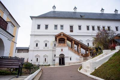 Саввино-сторожевский ставропигиальный мужской монастырь, Дворец царя Алексея Михайловича
