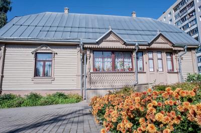 Дом-музей Кропоткина в Дмитрове
