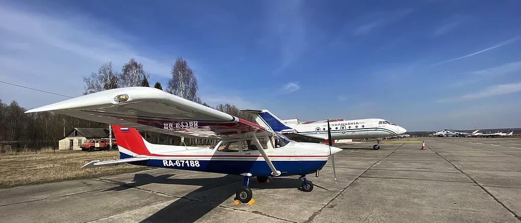 Флот авиацентра «Полетаем»