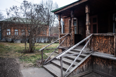 Подольск, Музей-заповедник Подолье