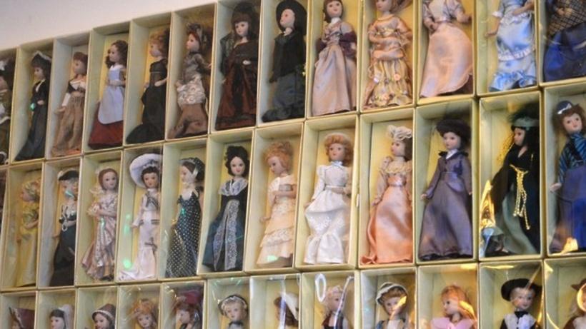 Музей кукол и Дом мороженого