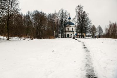 Деревня Ботово