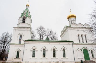 Бужарово, Преображенский Храм села Бужарово