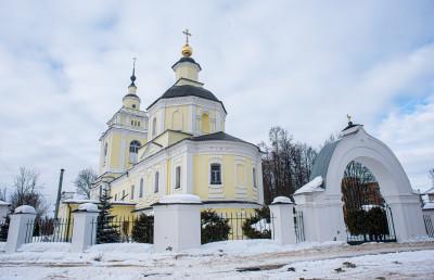Руза, Церковь Покрова Пресвятой Богородицы