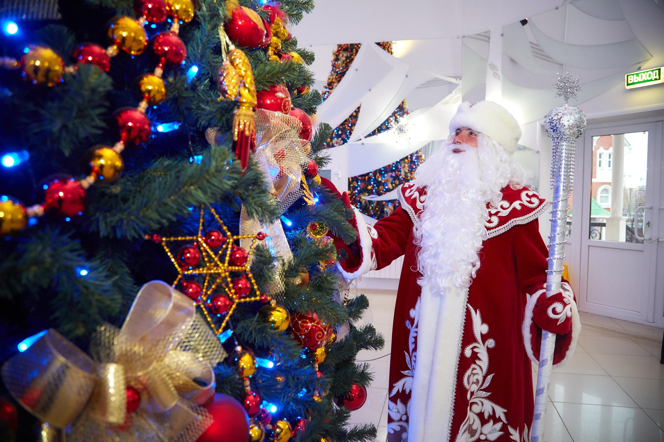 Театрализованная экскурсия «Новый год у ворот»