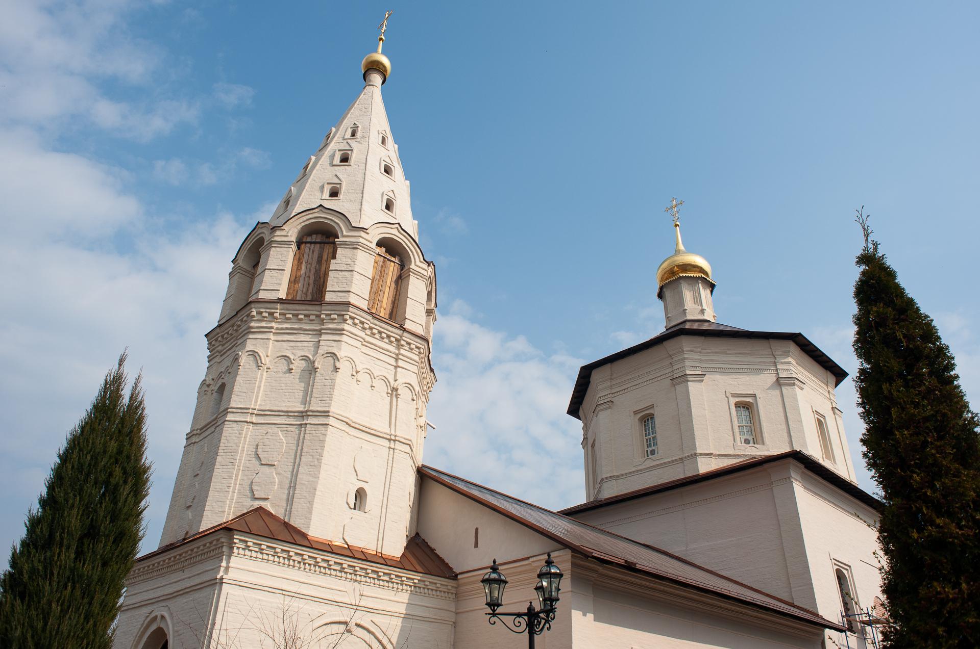 Старое Бобренево, Богородицерождественский Бобренев мужской монастырь