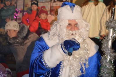 Отъезд почты Деда Мороза в Ногинске