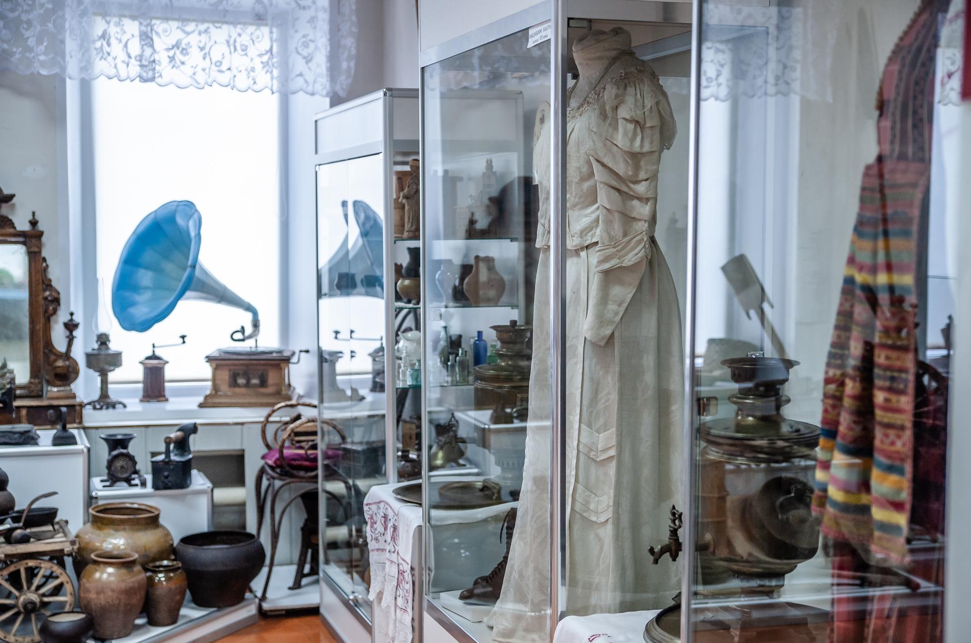 Верея, историко-краеведческий музей
