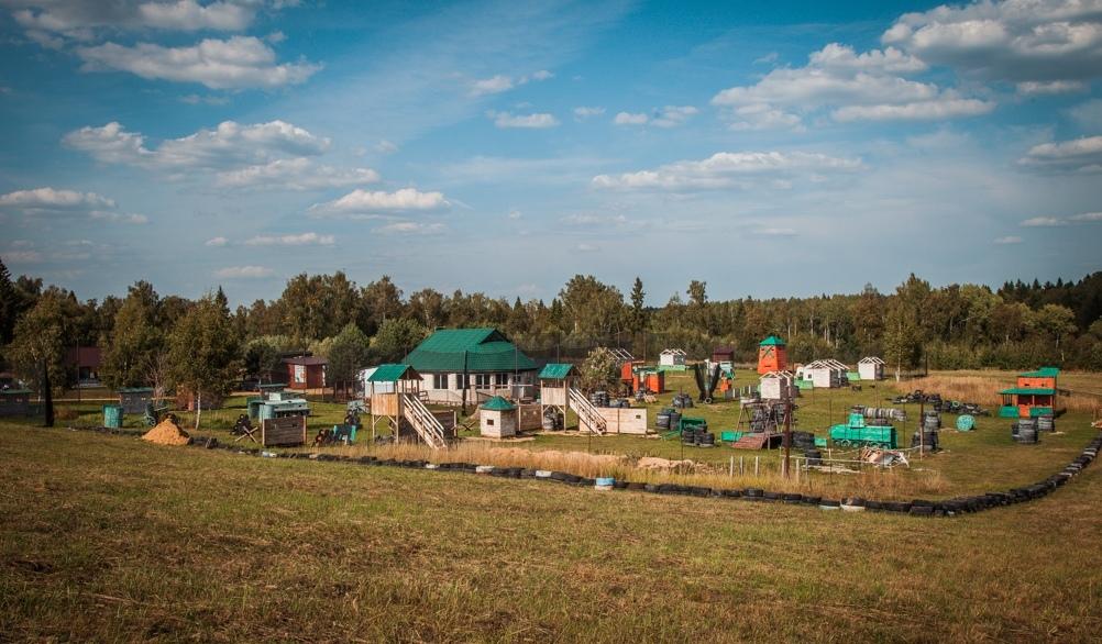Парк активного отдыха «X-Land»