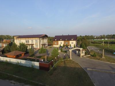 Гостиничный комплекс «Усадьба» в Волоколамске