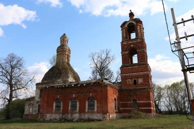 Покровская церковь в Авдулове