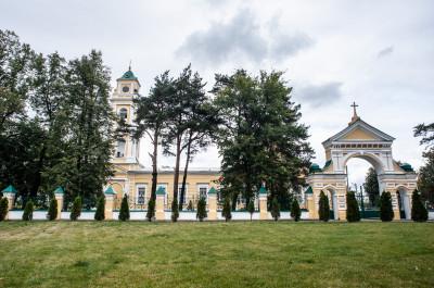 Лосино-Петровский, Никольский Парк, Никольский Храм