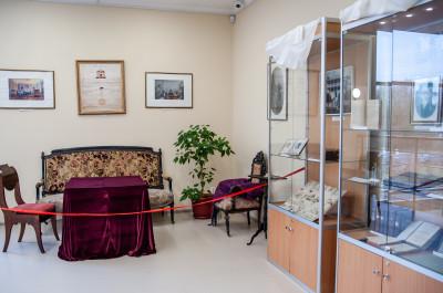 Талдом, Спас-Угол, Музей М.Е.Салтыкова-Щедрина
