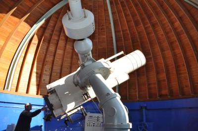 Астрономическая обсерватория в Звенигороде