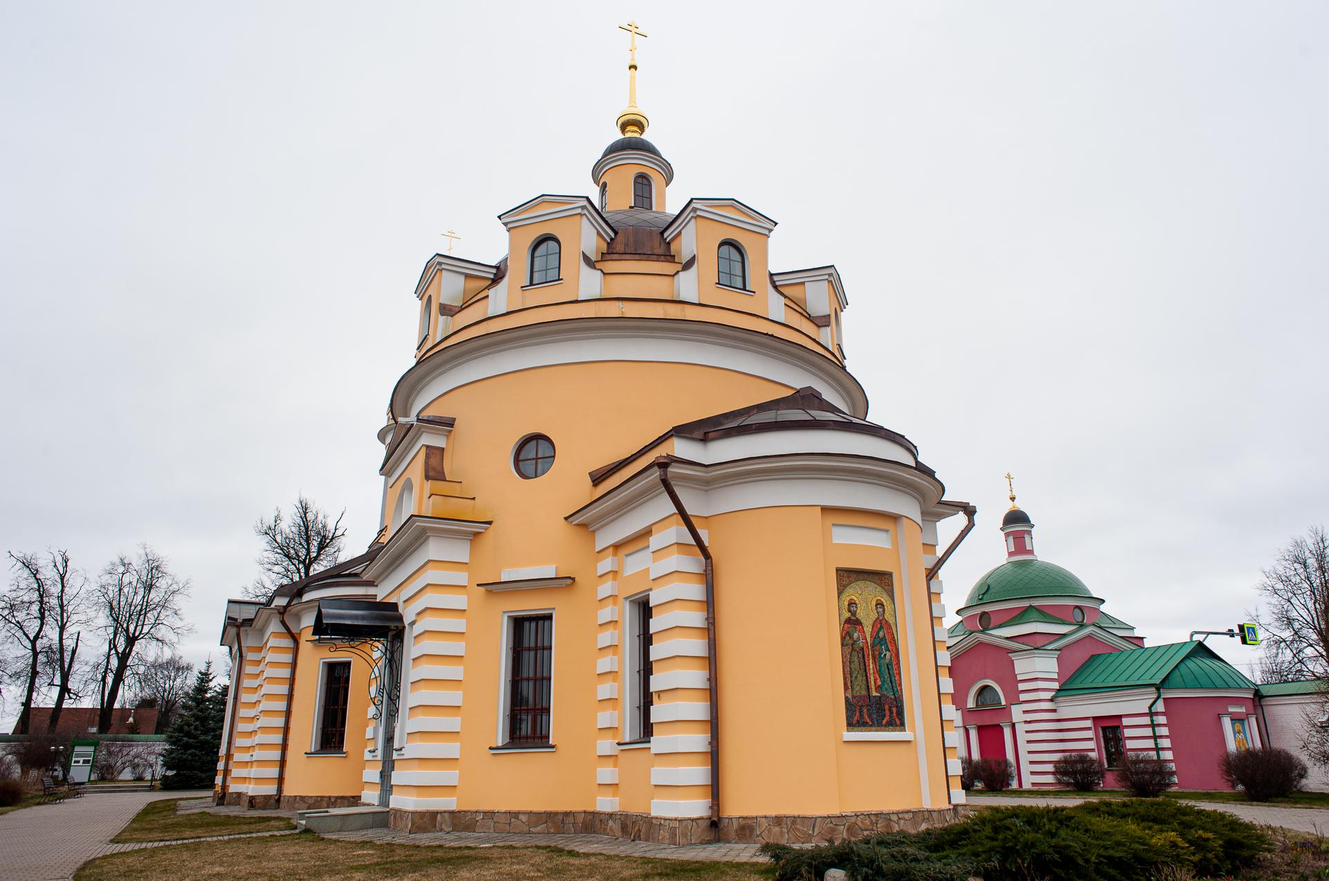Аносино, Аносин Борисоглебский Ставропигиальный Женский Монастырь