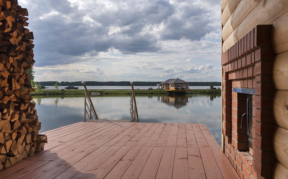 База отдыха «Saint Lake»