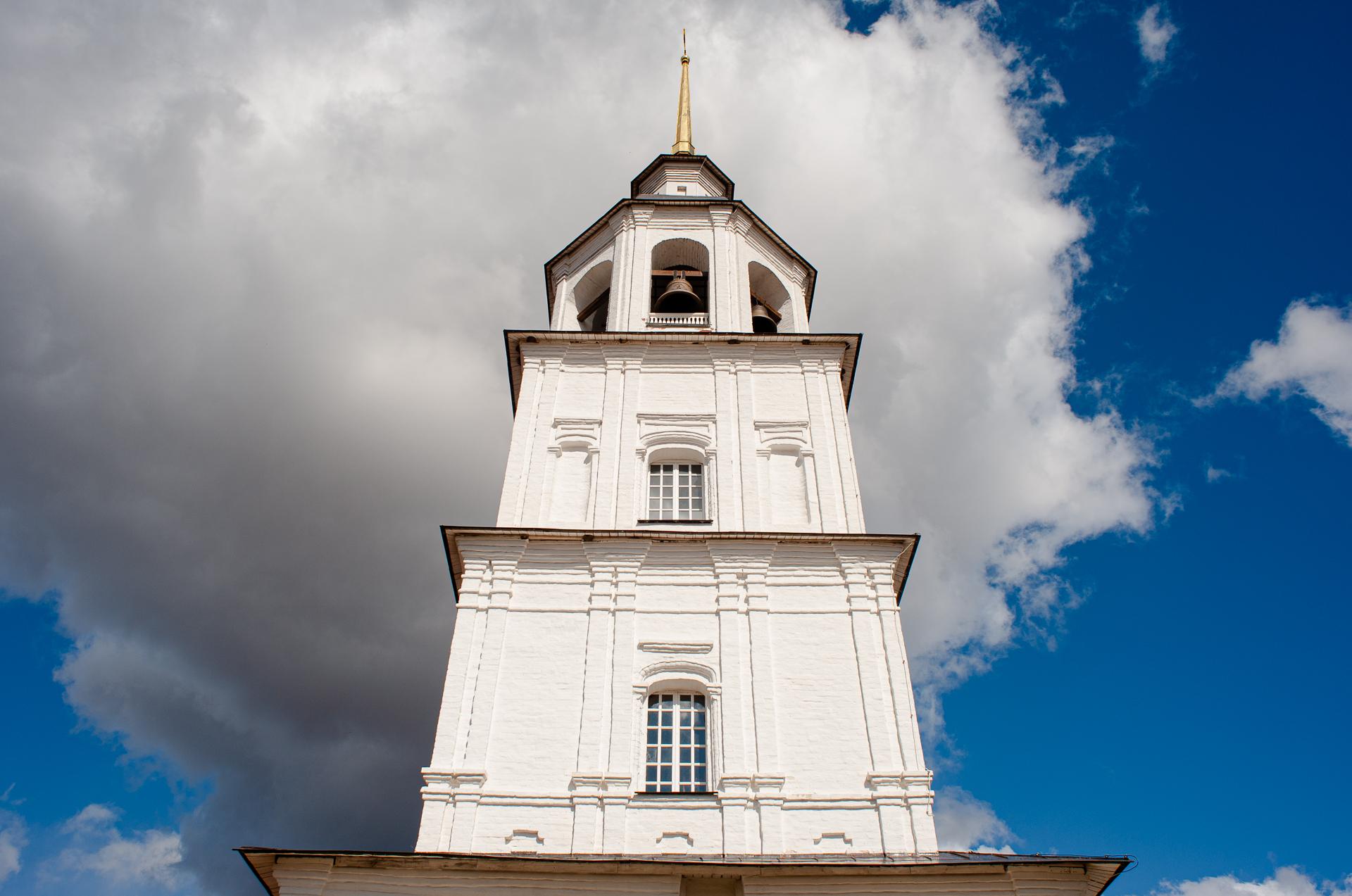 Колоцкое, Успенский Колоцкий женский монастырь