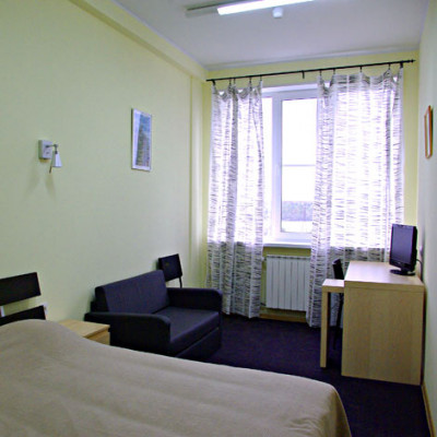 Гостиница «Верхний МИЗ»