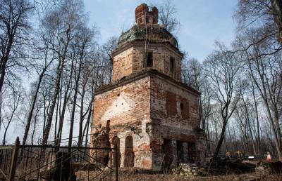 Храброво, Церковь покрова Пресвятой Богородицы