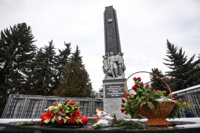 Домодедово, Обелиск Славы